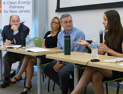 Taft Client Shares Groundbreaking Research on Clean Energy