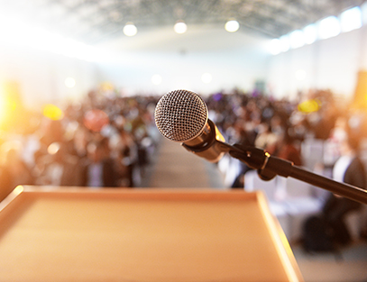 Public Speaking: It's All About the Audience