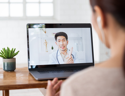 Connecting with patients in the virtual world