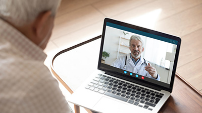 communicating for patient telehealth